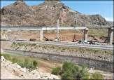 عملیات اجرایی پل ۵۵ راهآهن قزوین- رشت به اتمام رسید