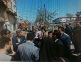 دستگیری عامل آتشسوزی خانه دریابیگی لنگرود
