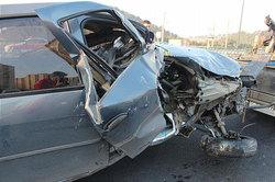 تصادف مرگبار با 4 کشته و مصدوم در زنجان