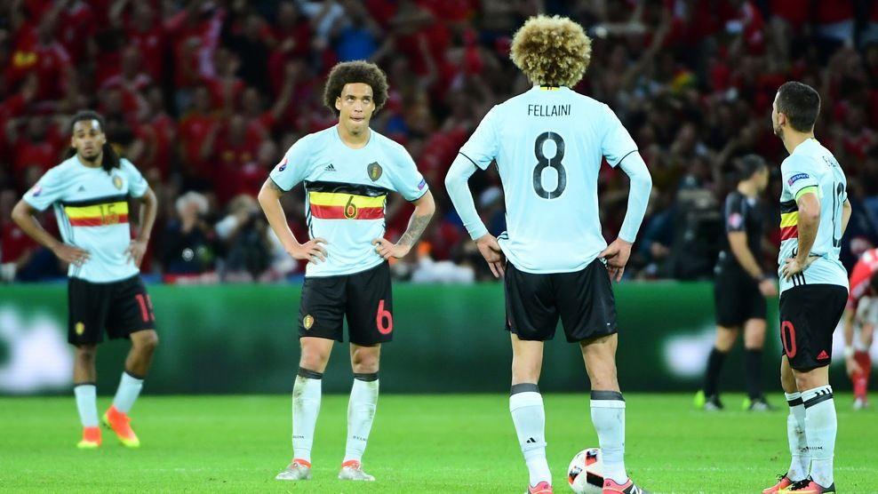 بلژیکی ها که یکی از پر ستاره ترین تیم های حال حاضر جام جهانی روسیه
