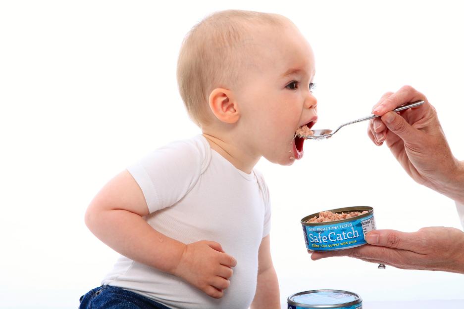 دانستنیهای مصرف ماهی و تن آن در کودکان