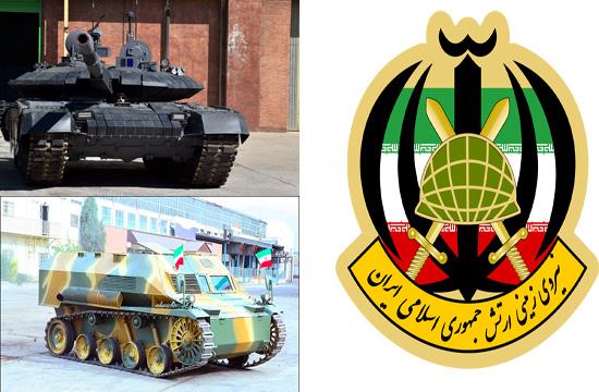 بازگشت ایران به جایگاه واقعی در میان ارتشهای جهان با همکاری ید واحده