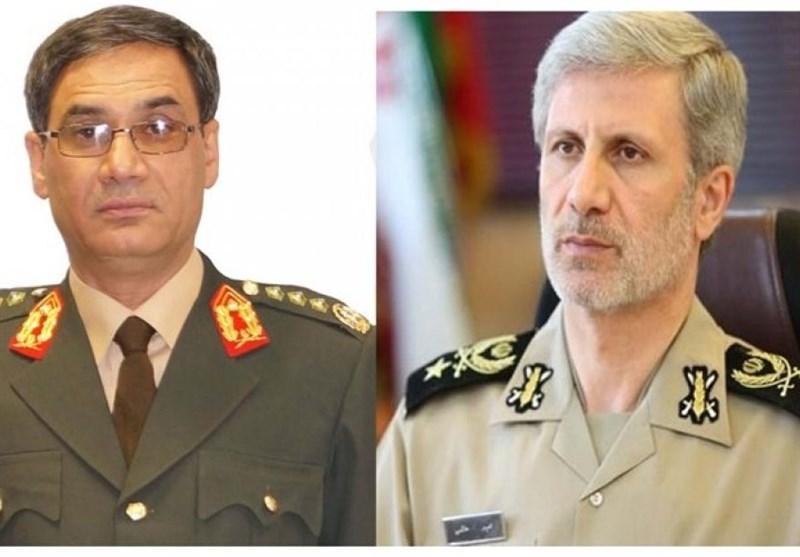 باشگاه خبرنگاران -وزیر دفاع افغانستان وارد تهران شد