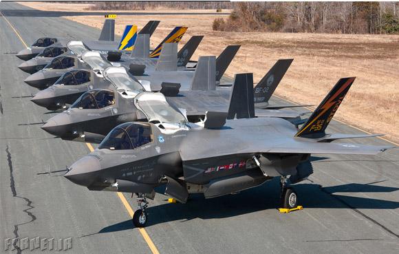 اولین جنگنده اف ۳۵ آمریکا تا ماه ژوئن به ترکیه تحویل داده میشود