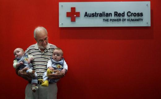 اهداکننده خون پس از نجات بیش از ۲ میلیون نوزاد بازنشسته شد