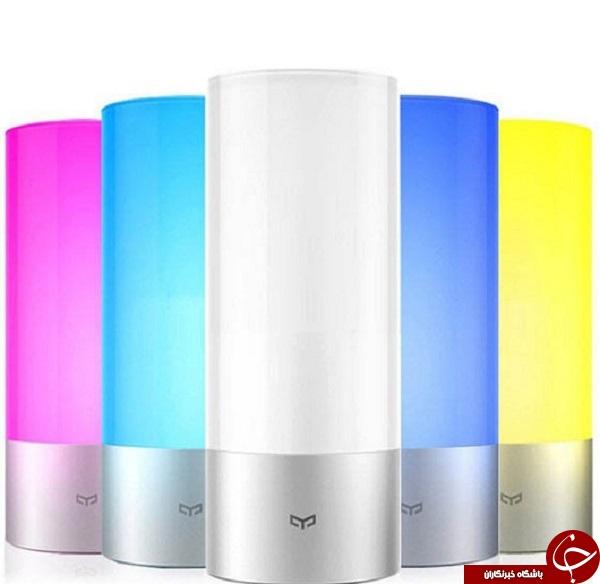 همکاری لامپهای هوشمند شیائومی با دستیار هوشمند گوگل