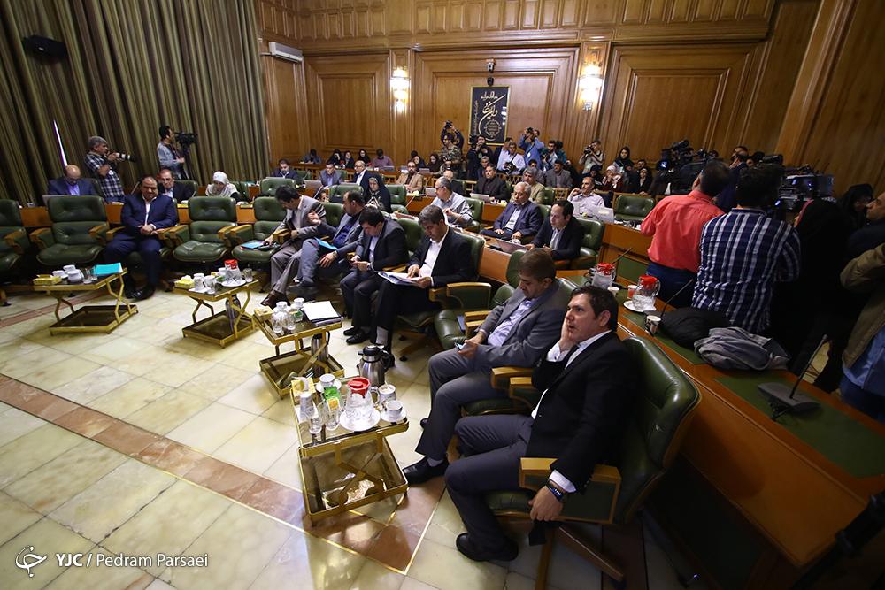 چلسه شورای شهر 23 اردیبهشت 97