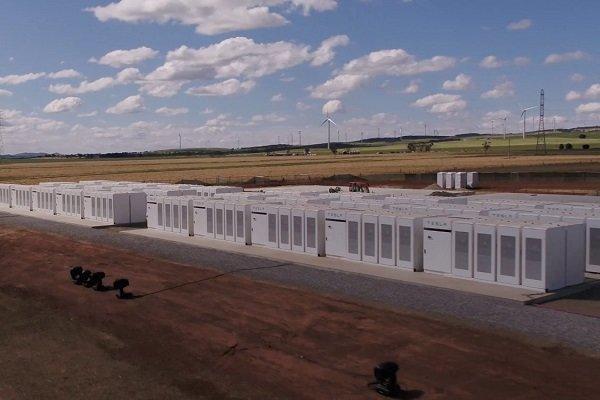 بزرگترین باتری دنیا در استرالیا آغاز به کار کرد