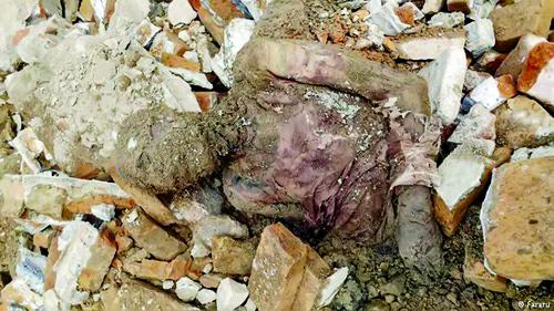 مومیایی ری بدون هماهنگی با ما دو بار دفن شد