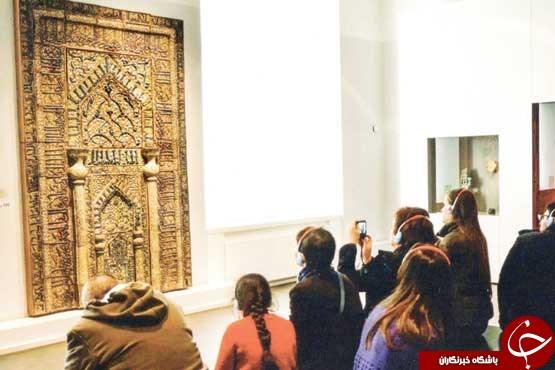 قصه سرگذشت عجیب محراب میرعماد کاشان که سر از موزه برلین درآورد