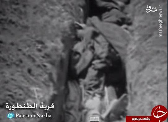 این زنان قبل از اعدام قبر خود را کندند!+ تصاویر