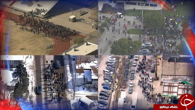 راهکار کابویی ترامپ برای جلوگیری از حوادث مرگبار در مدارس/ مسلح کردن معلمان آمریکایی چه پیامدهایی خواهد داشت؟