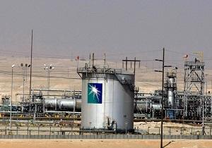 حمله موشکی انصارالله یمن به یک مرکز توزیع نفت شرکت آرامکو در عربستان