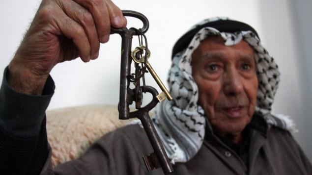 کلیدهایی که ۷۰ سال است از قفلها جدا ماندهاند
