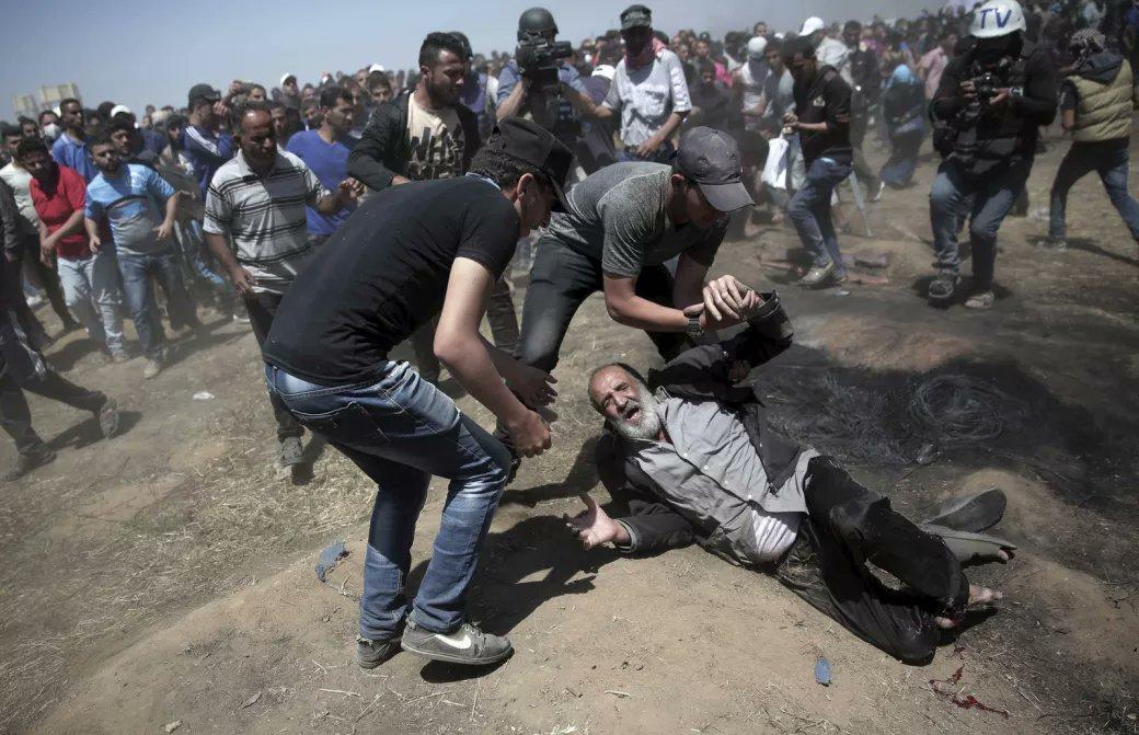 واکنشهای جهانی به کشتار مردم غزه در روز انتقال سفارت آمریکا به قدس+ تصاویر