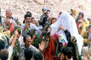 آداب و رسوم ازدواج درکهگیلویه وبویراحمد از گذشته تا امروز