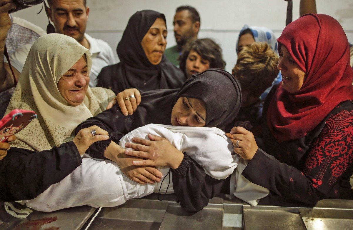 واکنشهای جهانی به کشتار مردم غزه در روز افتتاح سفارت آمریکا در قدس+ تصاویر