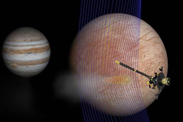 کشف نشانههایی از آب در قمر مشتری