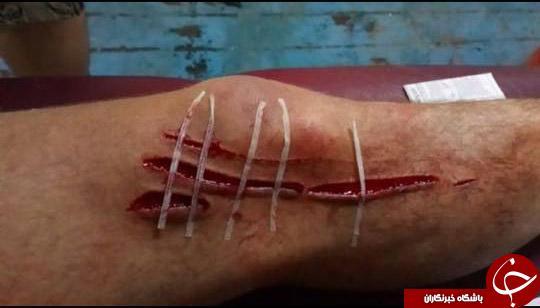 حمله مرگبار کوسه سفید 2 متری به ماهیگیر جوان + فیلم