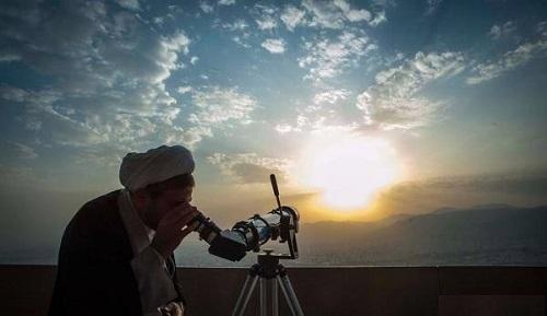مراحل رویت هلال ماه رمضان چگونه است؟ + تصاویر