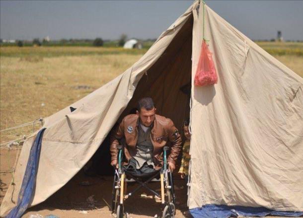 روایت عینی از دوشنبه خونین غزه
