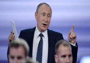 پوتین: تسلیحات نظامی جدید روسیه ضامن تعادل قدرت در دنیا است