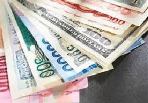 کاهش نرخ بانکی ۲۴ ارز/ یورو کاهش یافت+ جدول