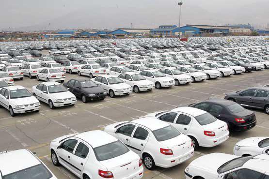 عرضه دهها هزار خودروی احتکار شده پس از افزایش قیمت! + صوت