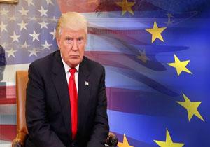 سیلی اروپاییها به صورت آمریکا