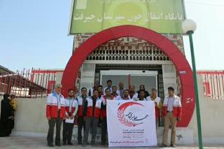 اهدای ۱۳۰۰۰ سی سی خون درجیرفت