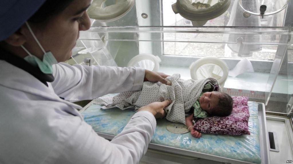 کاهش 50 درصدی مرگ و میر مادران افغانستان در هنگام زایمان
