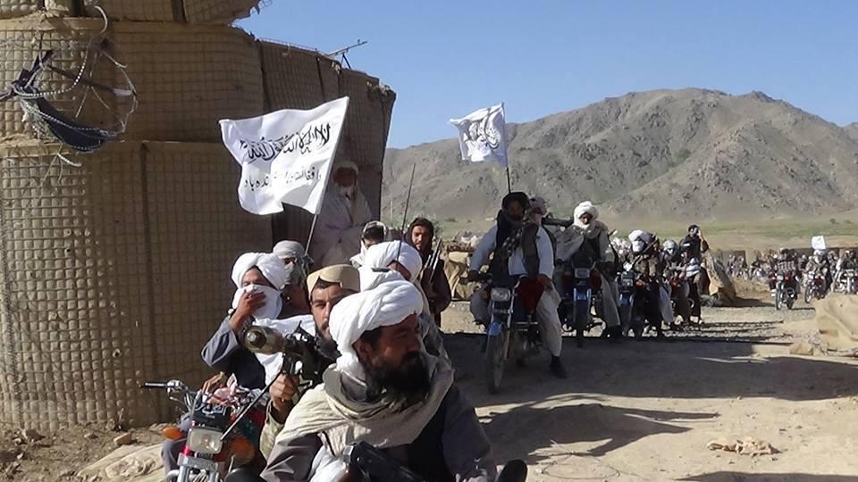 سقوط 2 ولسوالی ولایت «غزنی» توسط طالبان