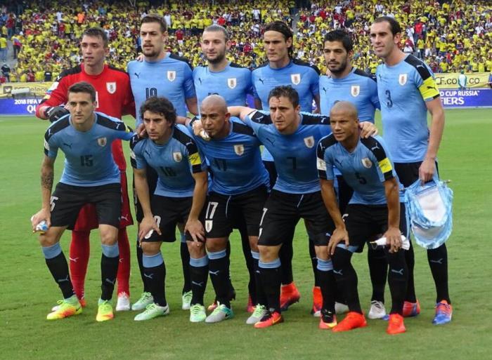 فهرست اولیه اروگوئه برای جام جهانی 2018 روسیه+عکس