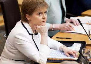 پارلمان اسکاتلند لایحه برکسیت را تصویب نکرد