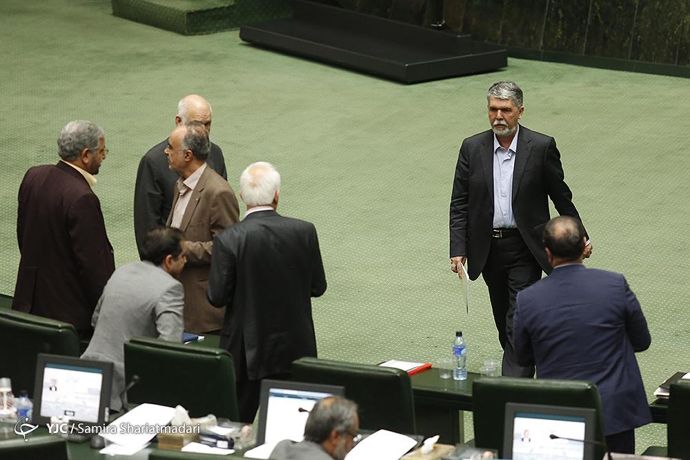 کارت زرد وکلای ملت به وزیر فرهنگ و ارشاد اسلامی