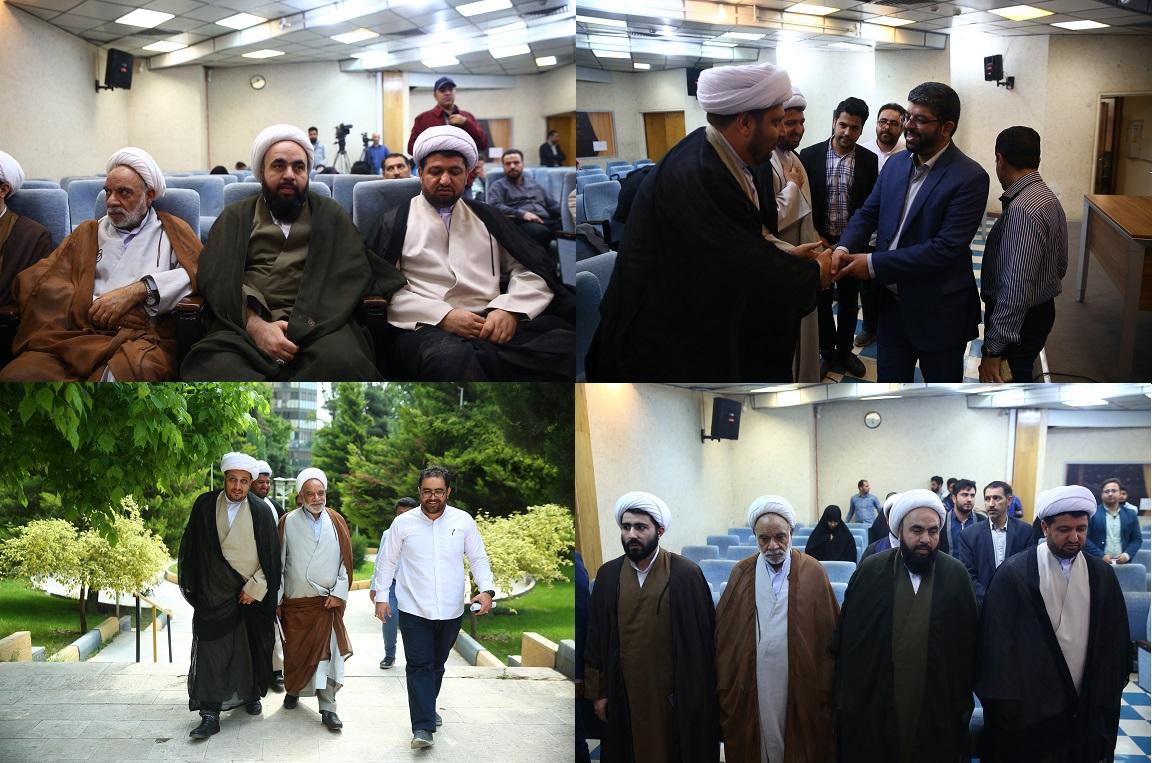 اپلیکیشن «مسجد یاب محراب» در باشگاه خبرنگاران جوان رونمایی شد