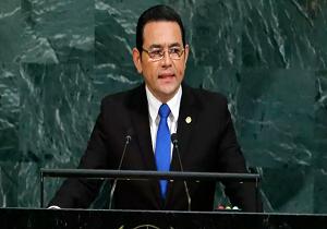 تقلید عجولانه گواتمالا در انتقال سفارت خود به قدس اشغالی