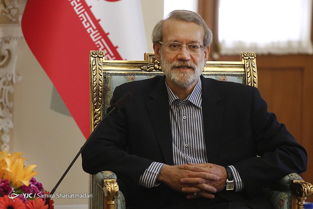 پیام رئیس مجلس به روسای مجالس کشورهای اسلامی به مناسبت حلول ماه مبارک رمضان