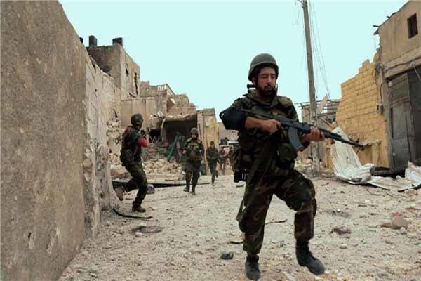 خروج آخرین تروریستها از حومه حمص و حماه