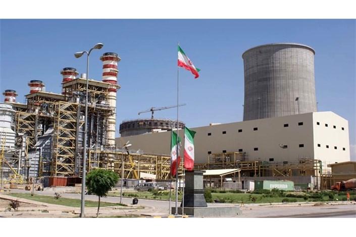 اتصال واحد ۳ نیروگاه گازی خلیج فارس به شبکه سراسری برق