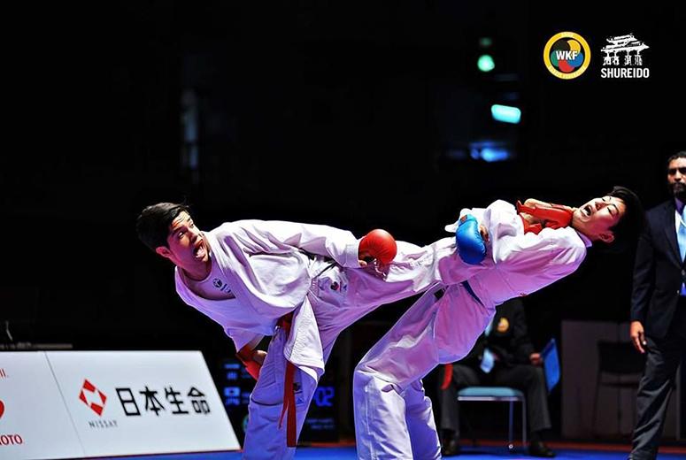 تیم ملی کاراته پایه در انتظار تصمیم مسئولان فدراسیون
