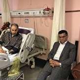 باشگاه خبرنگاران -ترخیص نجفی از بیمارستان/شهردار سابق وضعیت جسمانی بسیار خوبی دارد