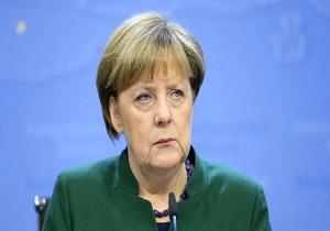 مرکل: پایان درگیریها در سوریه بدون کمک ایران، روسیه، ترکیه و اتحادیه اروپا ممکن نیست