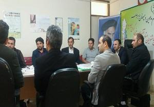 برگزاری جلسه روسای کانون های ناشنوایان در ارومیه
