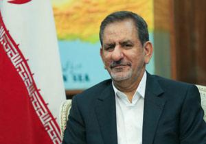 پیام تبریک جهانگیری به همتایان خود در کشورهای اسلامی