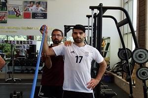 طارمی: تقابل با ازبکستان و ترکیه به سود تیم ملی است/ حضور در قطر برای من تجربه خوبی بود