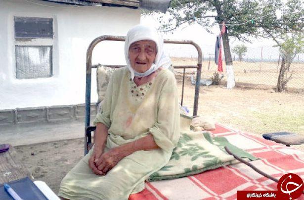 آیا این زن مسن ترین انسان روی زمین است؟ تصاویر