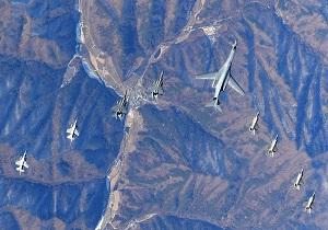 علیرغم اعتراض پیونگیانگ؛ مانور مشترک کره جنوبی و آمریکا طبق برنامه برگزار میشود