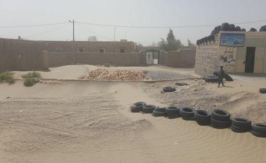 آسمان سیستان وبلوچستان از نفس افتاد /غلظت ریزگردها در زاهدان ۱۱ برابر حد مجاز