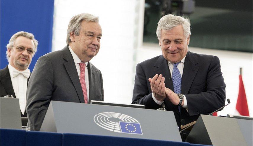 حمایت دبیر کل سازمان ملل از تلاشهای اروپا برای حفظ برجام